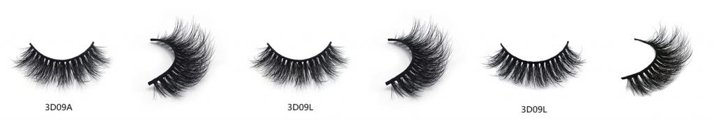 13-16MM 3D Mink Lashes