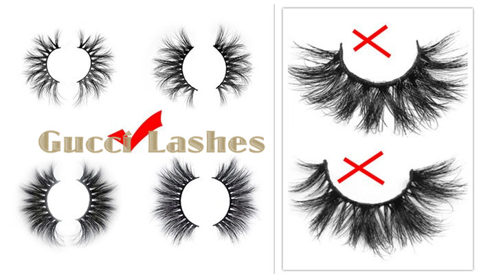 How to distinguish Guccilashes high quality eyelashes